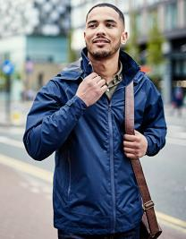 Mens Ashford II Hybrid Breathable Jacket