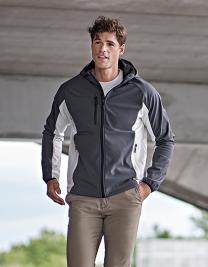Hooded Lightweight Performance Softshell